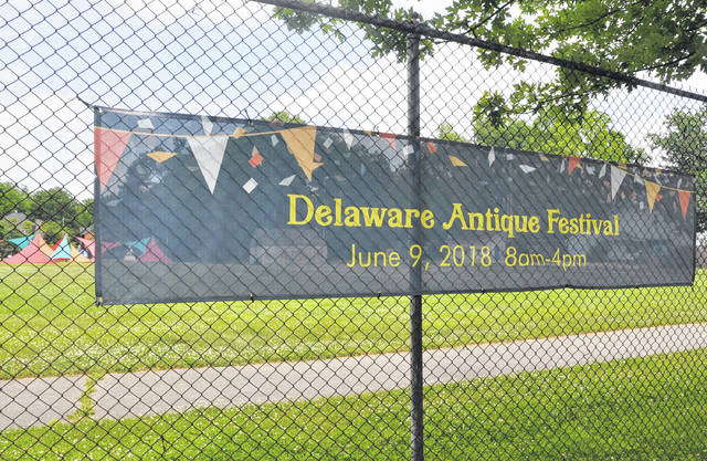 Boardman Arts Park, located at 154 W. William St., Delaware, will be the site of the inaugural Delaware Antique Festival on Saturday, June 9.