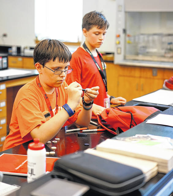 Ohio Wesleyan University will host three sessions of OWjL Camp in June for gifted middle-schoolers from nine central Ohio counties. The youths will take classes in mathematics, logic, computing, science, humanities, and creative development.