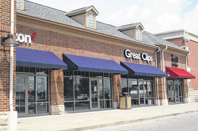 The future Delaware General Health District Sunbury branch will go into the space the former Sansotta's Italian restaurant occupied between Verizon and Great Clips at 137 state Route 3.