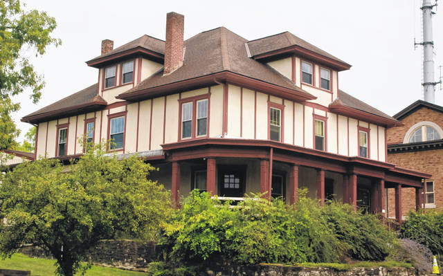 The old house at 22 Court St. sits just behind the historic jail and former sheriff's residence located at 20 W. Central Ave., Delaware. On Thursday, commissioners approved adding the house to the invitation to bid on the historic jail as an alternative.