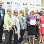 Friends of the Delaware County District Library nab award