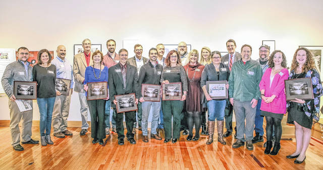 At its recent 2018 awards ceremony, Main Street Delaware honored several people, organizations, and businesses for their service to the downtown and the community.