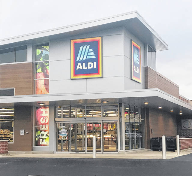 Pictured is the new ALDI store set to open in Powell at 9965 Sawmill Parkway.