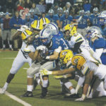 Turnovers haunt Patriots in state semifinal