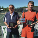 Father-son duo complete Golden Slam