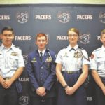 AFJROTC students share experiences