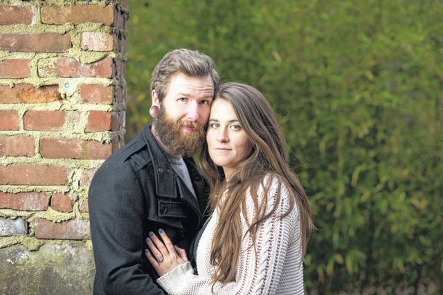 Local couple Marshall Lane and Taylor Johnson will be married at Gather in downtown Delaware on Friday. The wedding, which will be officiated by Mayor Carolyn Kay Riggle, is part of Main Street Delaware's monthly First Friday celebration.