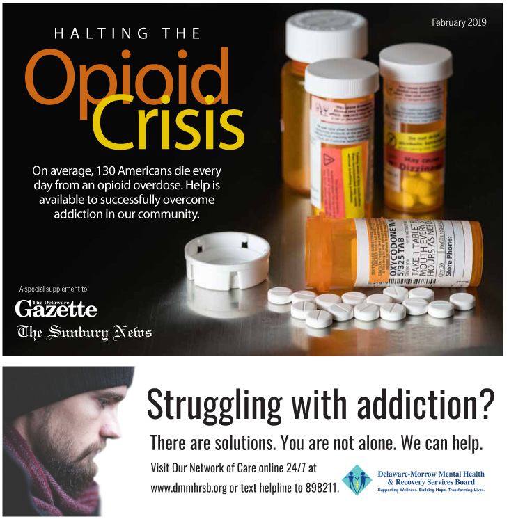 Halting the Opioid Crisis Feb. 2019