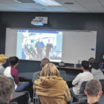 Robotic tour given at DACC