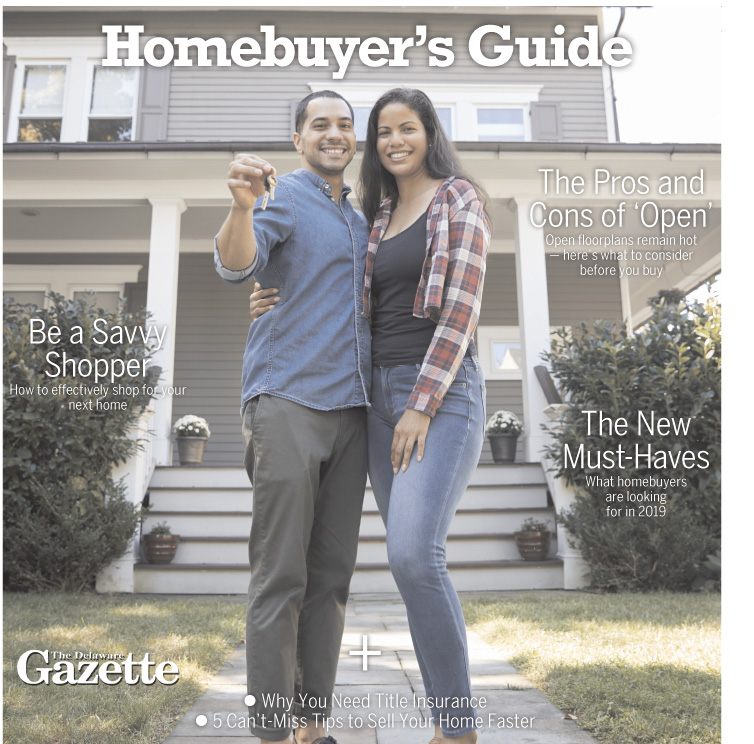 Spring 2019 Homebuyer's Guide