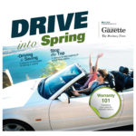 Drive into Spring 2019