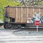 Hearing set on rail crossing