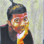Hayes student takes top honors in art show