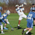 Barons hold off Lions, 12-10