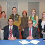 City, OWU form partnership