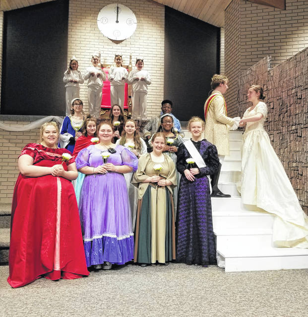 """The Delaware Christian School Drama Department will present Rogers and Hammerstein's """"Cinderella"""" today at 7 p.m. and on Saturday at 2 and 7 p.m. General admission tickets are available at https://dcschool.seatyourself.biz. Tickets can be purchased at the door if seats are available. More information can be found on the Delaware Christian School Theater Department Facebook page."""
