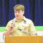 St. Mary student puts on Career Day