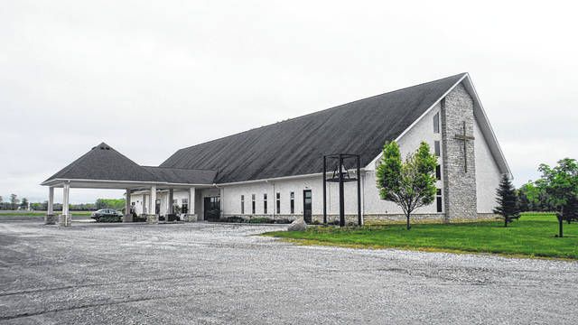Galena United Methodist Church on Sunbury Road is being annexed into the Village of Galena.