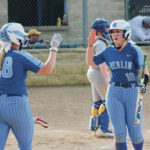 Berlin wins 1st tourney game