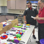 Hayes students create monsters