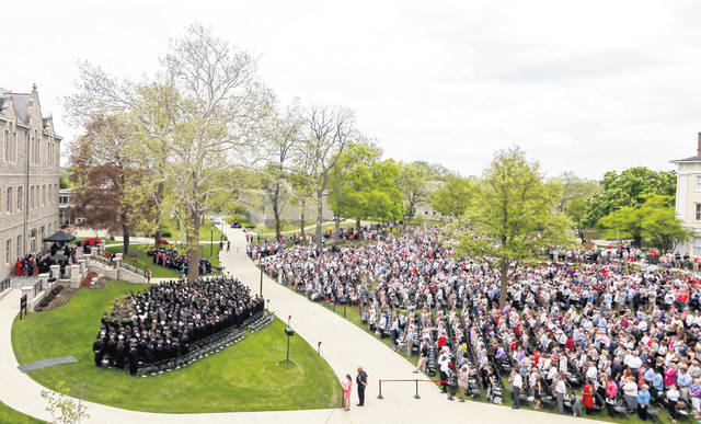 Ohio Wesleyan's Class of 2019 will celebrate their OWU journeys May 10 at baccalaureate and receive their diplomas May 11 during OWU's 175th annual commencement ceremony.