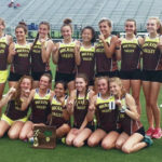 Baron girls secure district title