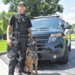 DCSO welcomes new K-9