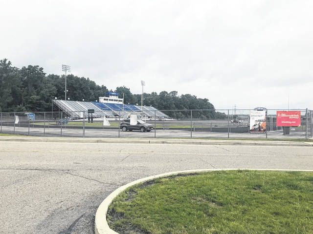 The Olentangy Liberty Athletic Boosters have raised nearly $500,000 of their $1 million goal that would fund construction of a new multi-sport facility at the south end of Olentangy Liberty High School Stadium.
