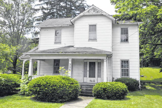 Pictured is the old caretaker's house at Oak Grove Cemetery, 334 S. Sandusky St., Delaware. The home is listed on Preservation Ohio's List of Ohio's Most Endangered Historic Sites for 2019.