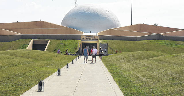 The Armstrong Air and Space Museum in Wapakoneta has become a calling card for the region and recognizes Neil Armstrong's impact on science