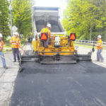 Paving program gearing up for busy season