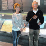 Cane donated to WWII museum