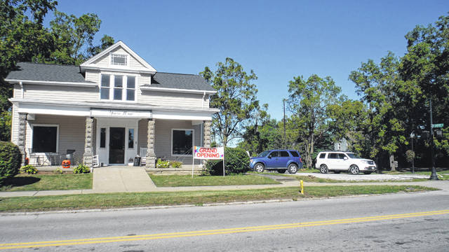 You're Home, a new store in Sunbury, is now open. Village officials are hoping to put in a new parking lot next door.