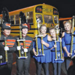 Band cleans up at competition