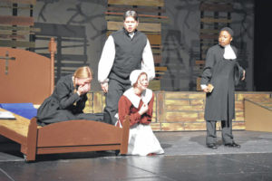 'The Crucible' opens Friday
