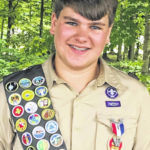 Local teen receives Eagle Scout Award