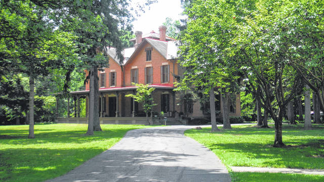 The Hayes Presidential Center is in Fremont, Ohio, and it includes his Spiegel Grove home.