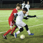 London holds off BV, 2-1