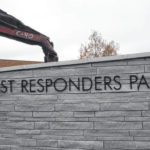 First Responders Park rededicated