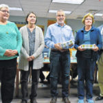 Buckeye Valley BOE honors four retirees