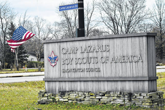 The Simon Kenton Council has approved the sale of or lease of a 60-acre parcel of Camp Lazarus. The Boy Scouts of America camp is located at 4422 Columbus Pike (U.S. Route 23) in Delaware.
