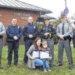 Mom, son join 'Saved by the Belt' Club
