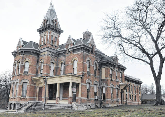 Future plans for the historic Delaware County Jail and former sheriff's residence located at 20 W. Central Ave. in Delaware were discussed Wednesday by the members of the Delaware County Land Reutilization Corporation.