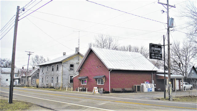 The Kilbourne Market on state Route 521.