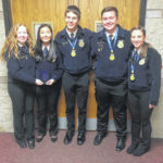DACC teams win big at food science competition