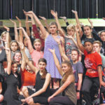 Students gearing up for 'Chicago'
