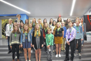 Students awarded for science work