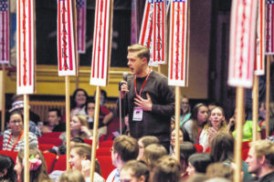 OWU poll identifies top issues, candidates