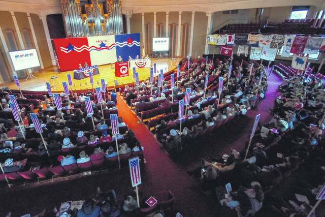 Ohio Wesleyan University will hold its 2020 Democratic Mock Presidential Convention Feb. 21-22. The OWU tradition dates back 136 years and has been held during nearly every presidential election since 1920.