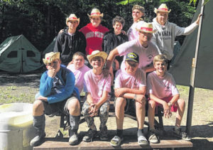 Scouts asking for help from community